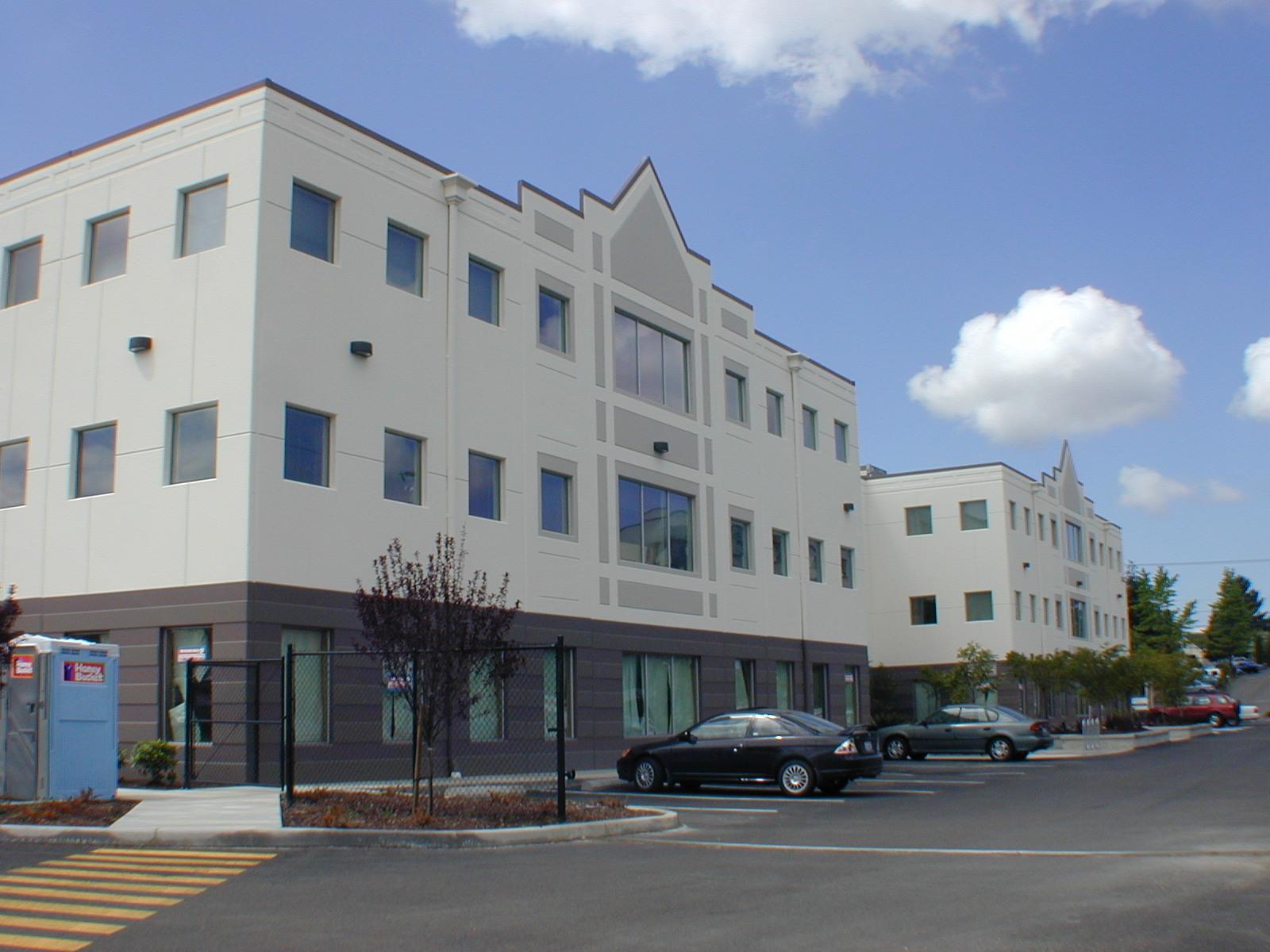 Northwest Kinetics Building -