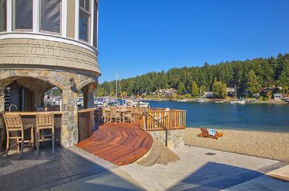Gig Harbor Beach House -