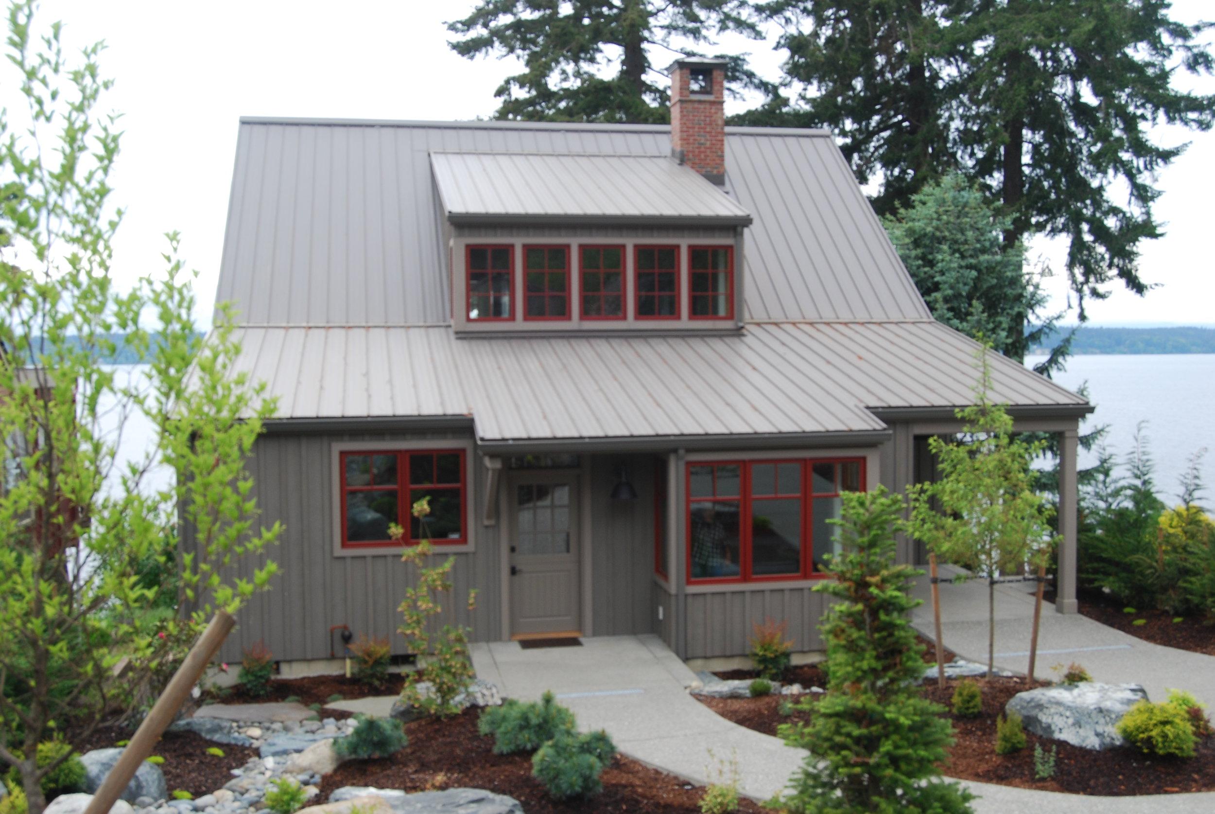 Forest Beach House -