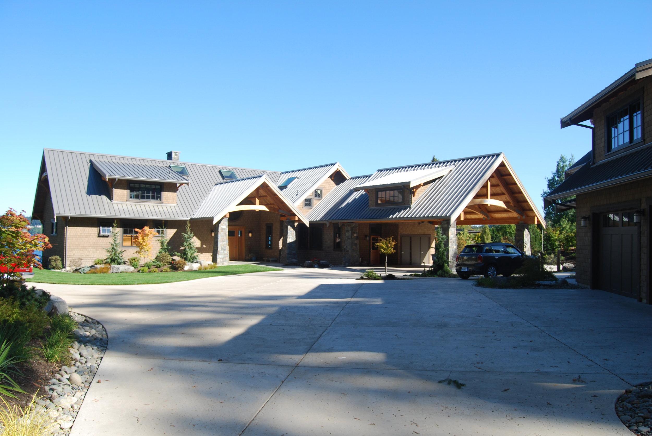 Fox Island Lodge -