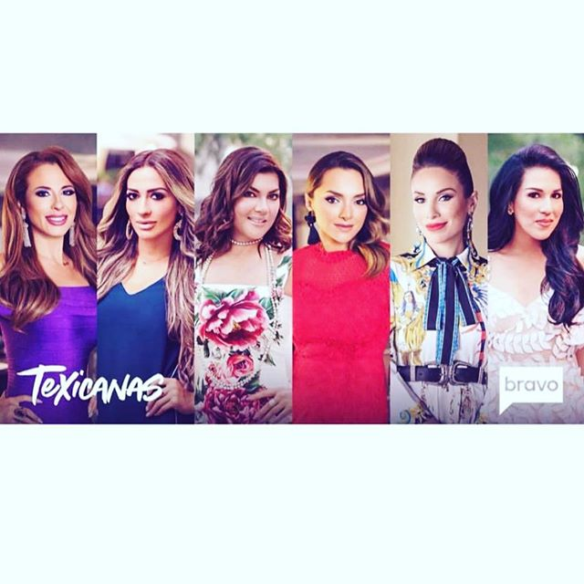 So happy @imlulyjames was a part of this project. Lots of talented hands were involved but truly love doing work that calls to home! #texicanas born in Mexico living in Texas! #raza #sanantonio #bravo #housewives #mexicanas #mujeres