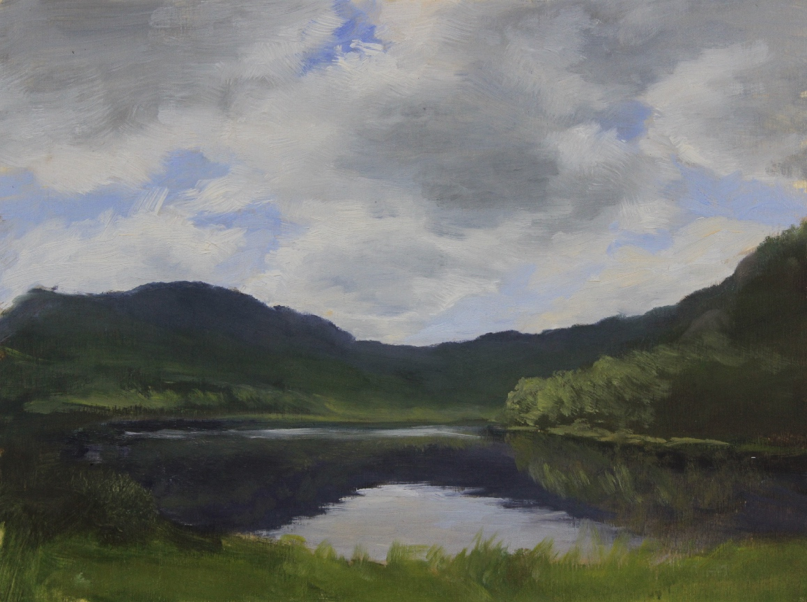 White Mountains Study, Basin Pond