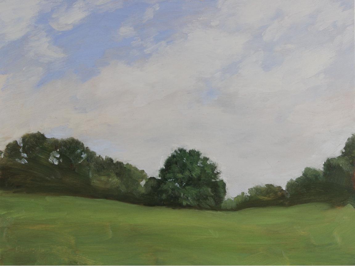 Clouds & Trees, Prospect Park