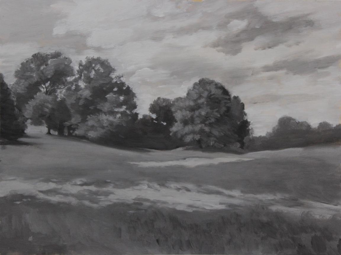 12 x 16 oil on panel