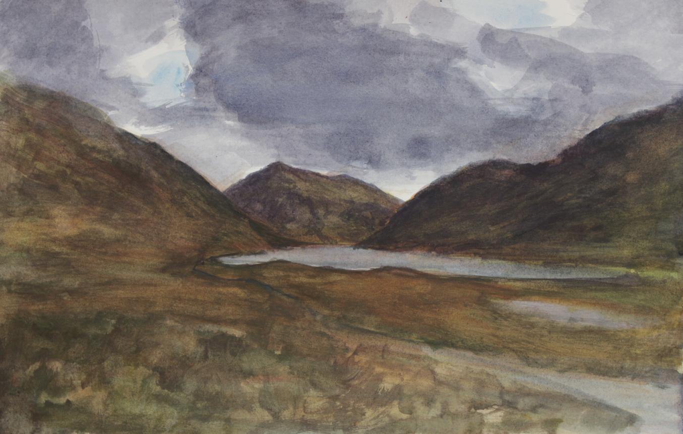 Doolough Valley, Co. Mayo, Ireland