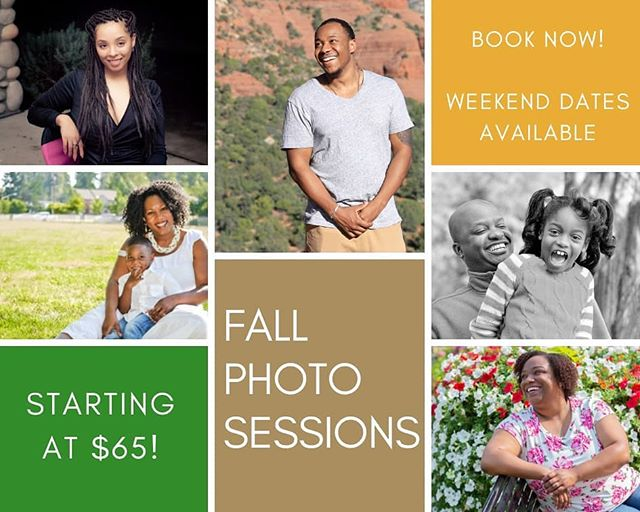 Houston, the rain wont last forever! We have weekend dates available to capture your photography needs this fall season. Let's📷! Link in bio
