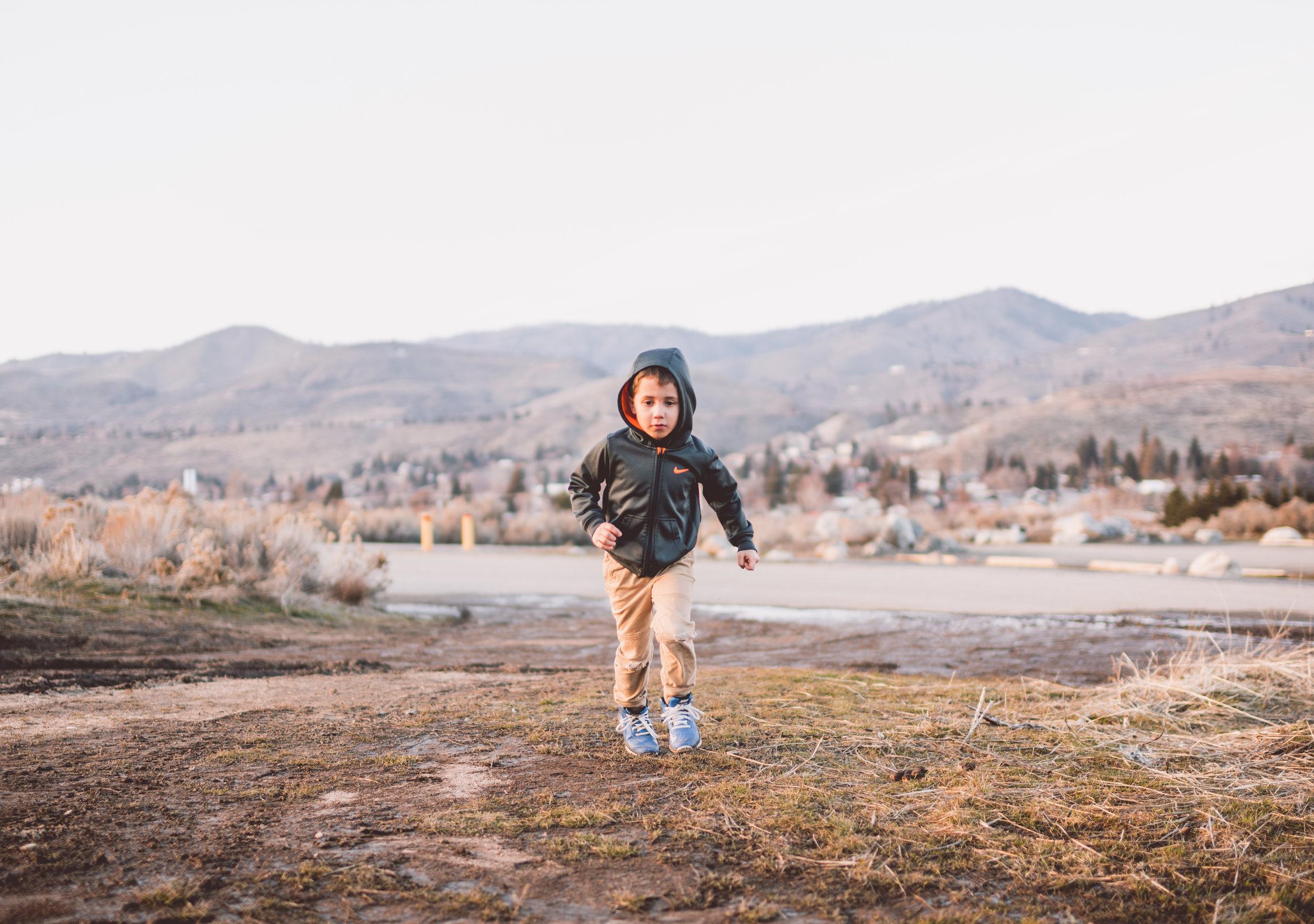 Chelan washington portrait photography