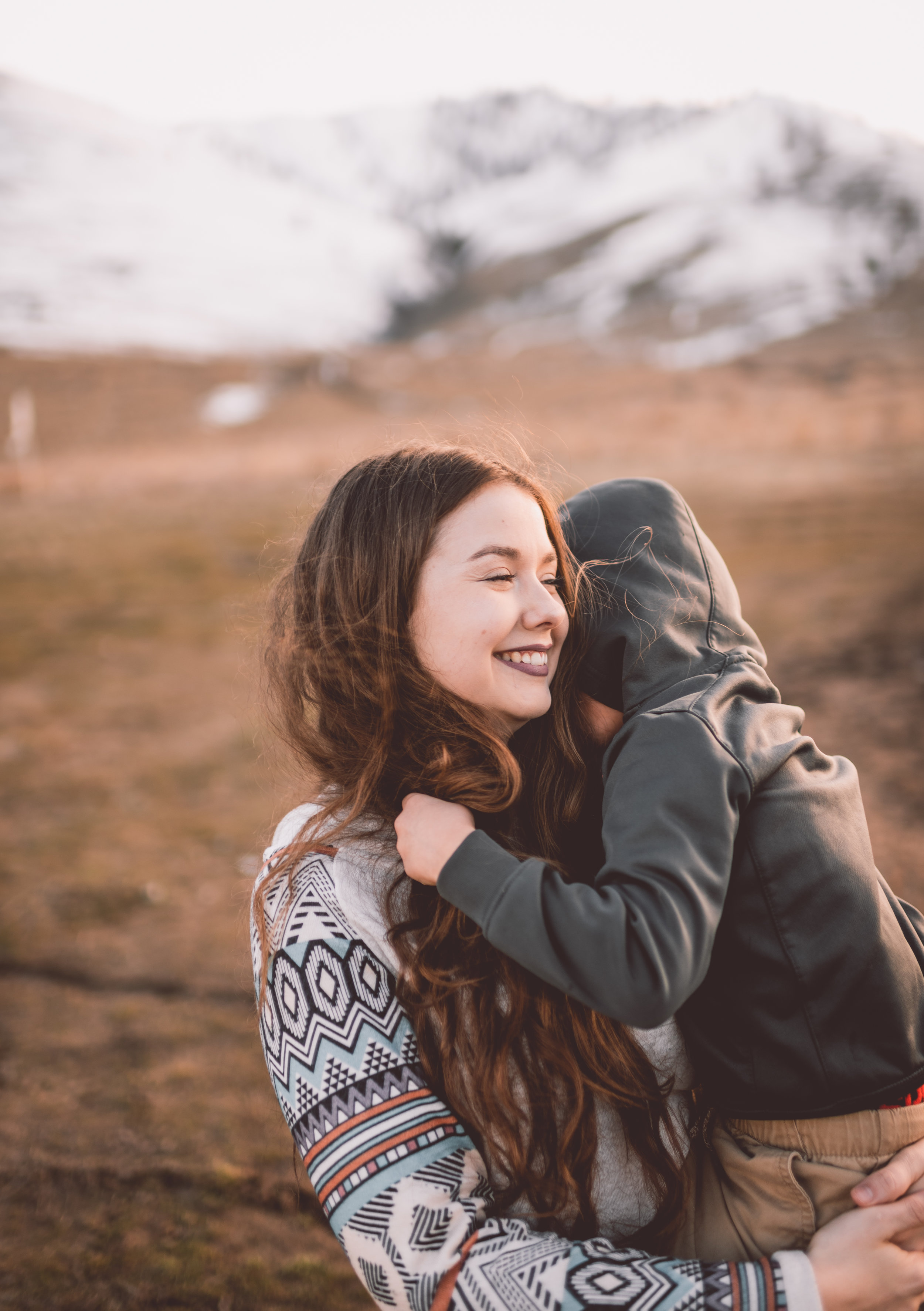 Chelan and wenatchee family portrait photography