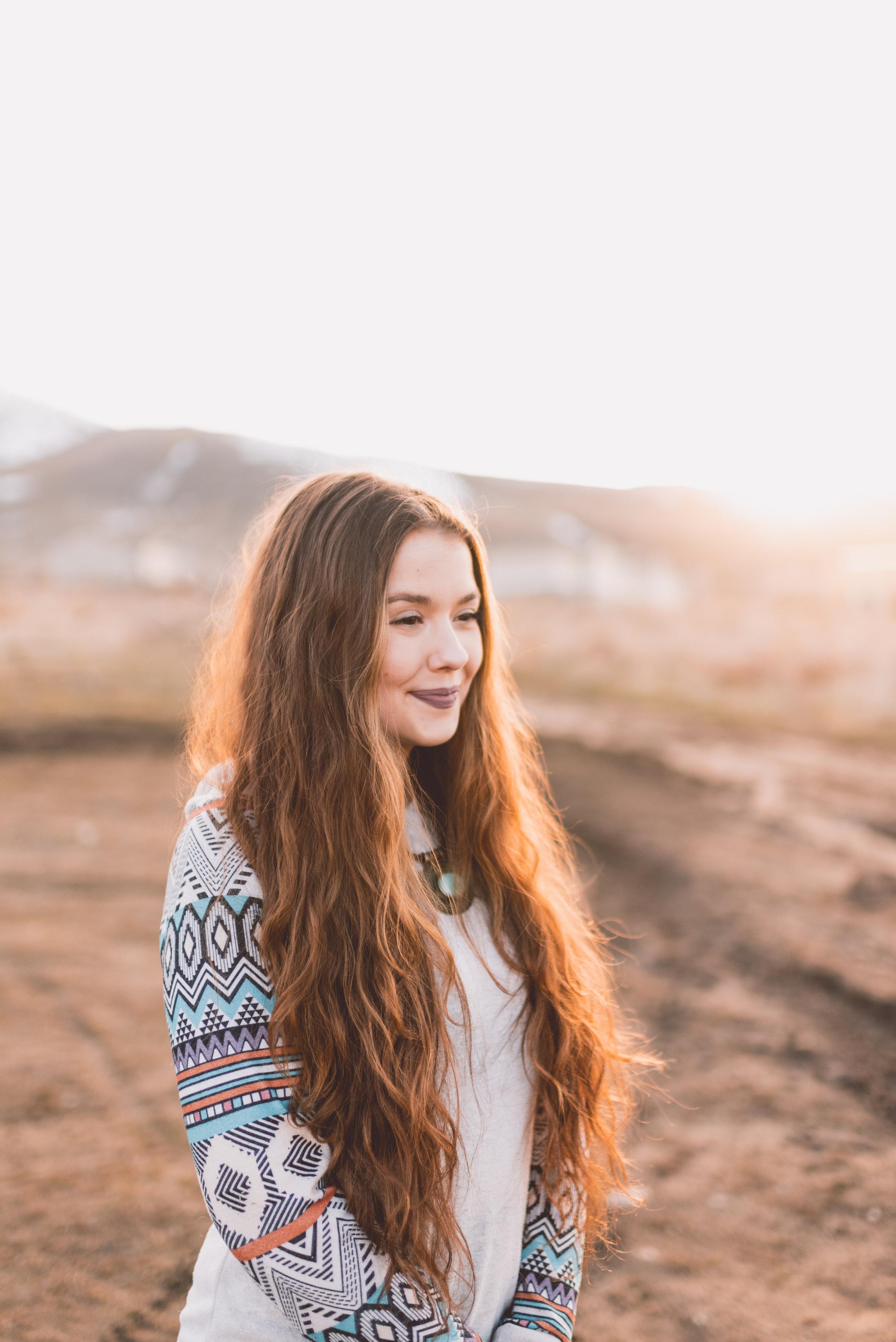 Portrait photographer in Chelan and Wenatchee