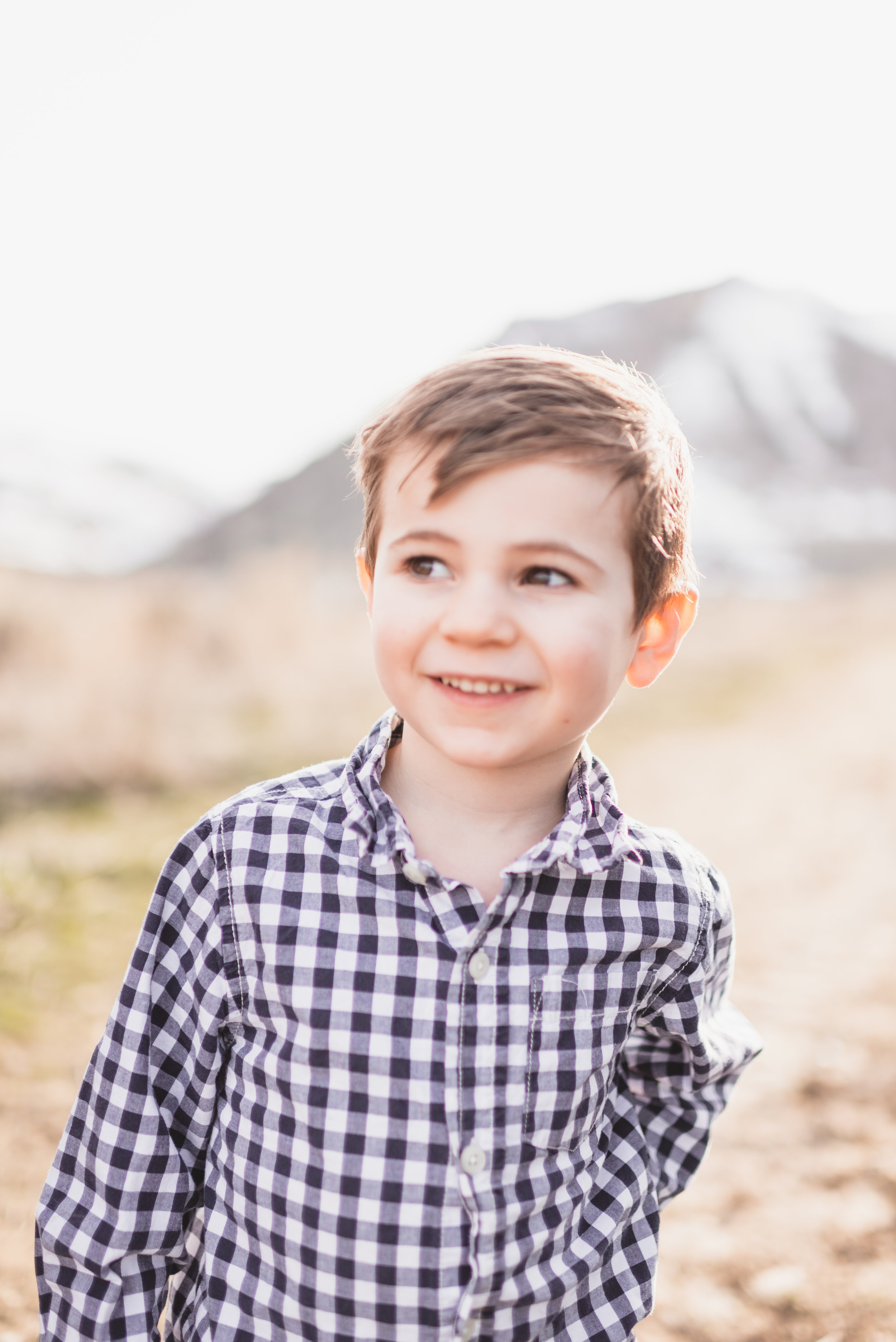 Family portrait session in wenatchee washington