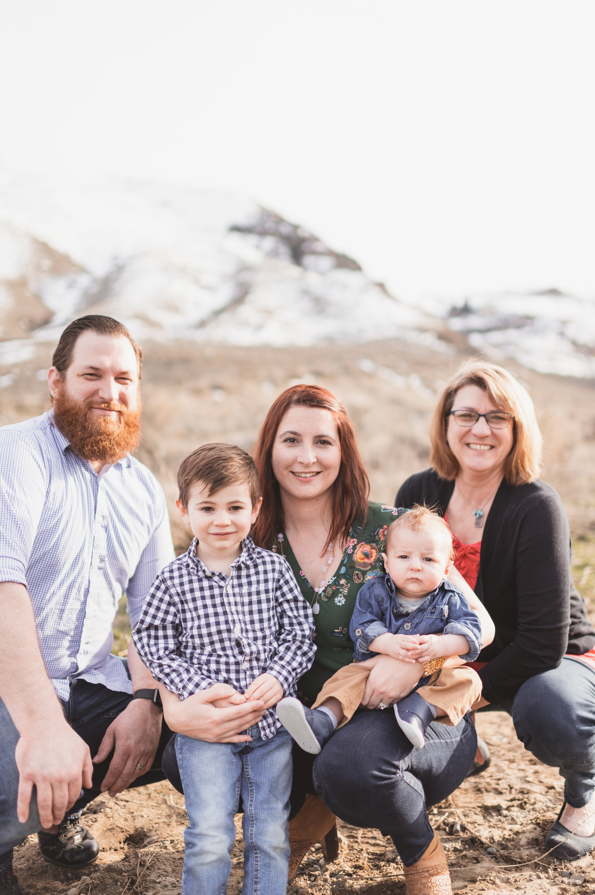 Portrait photographer in wenatchee, leavenworth, and chelan