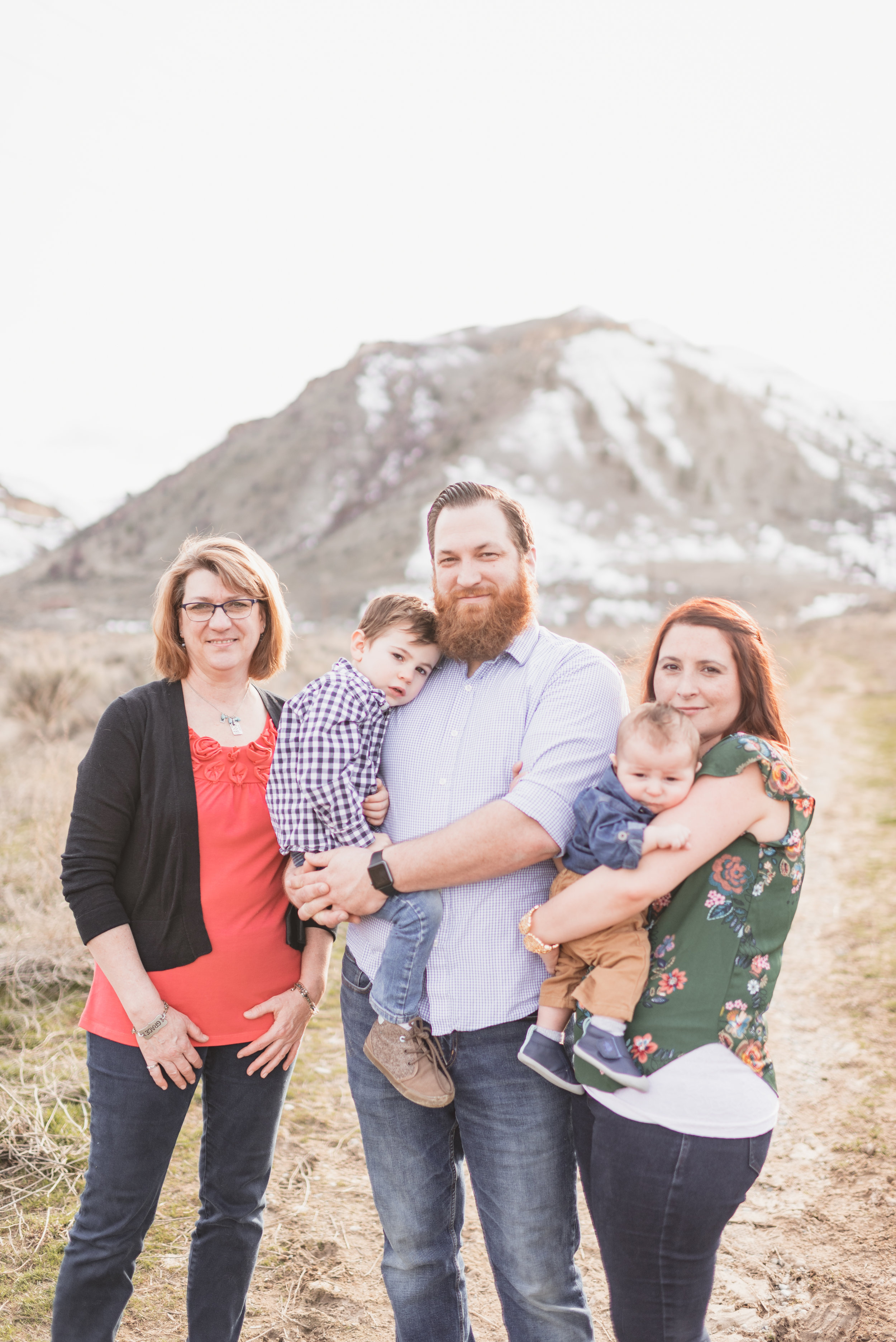 chelan family photography