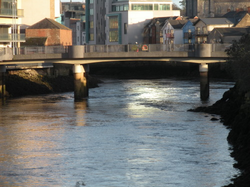 Light on the Boyne River, Drogheda, Ireland
