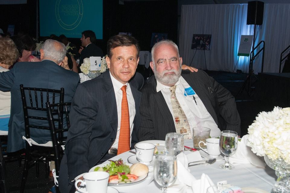 Santa Ana Mayor Pulido and NAC cofounder Judge Jack Mandel