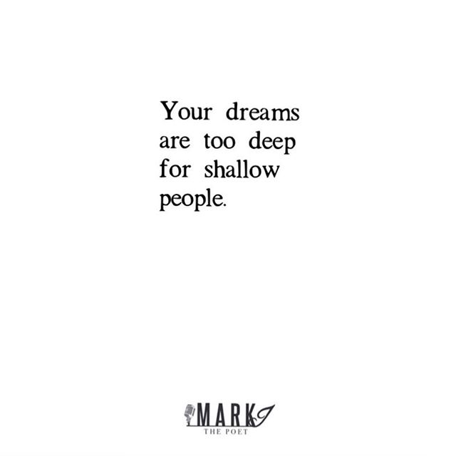 #poetry #dream #deep