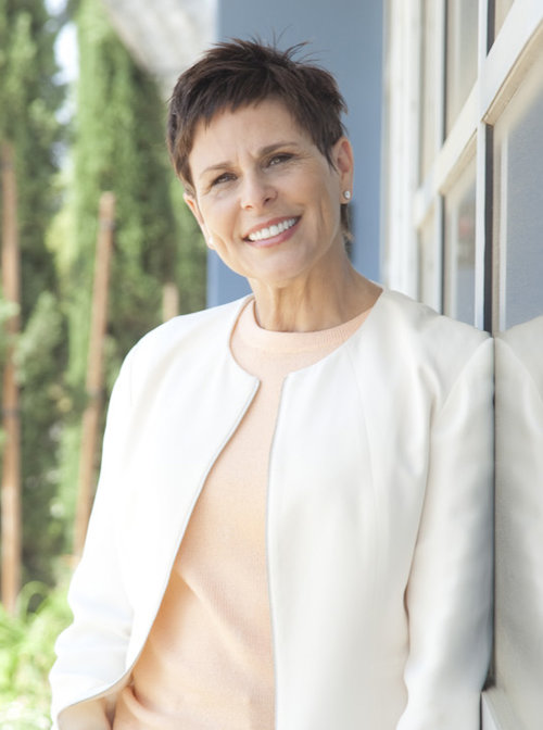 Dr. Jeanette Kern standing outdoors smiling