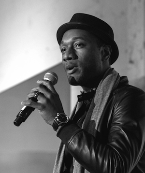 """Aloe Blacc  Grammy-nominated singer, Songwriter, Artivist   """"BLK SHP is a diverse family of professionals who excel in their own respective industries yet find common ground in using their gifts to make the world a better place. I'm honored to be a member of the flock."""""""