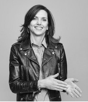 """Beth Comstock   Former Vice Chair, GE   """"Parliament has convened a range of thinkers who believe that the future of work is human powered, with an emphasis on creativity, culture and navigating change. I always learn from and connect with new people and ideas at Parliament."""""""