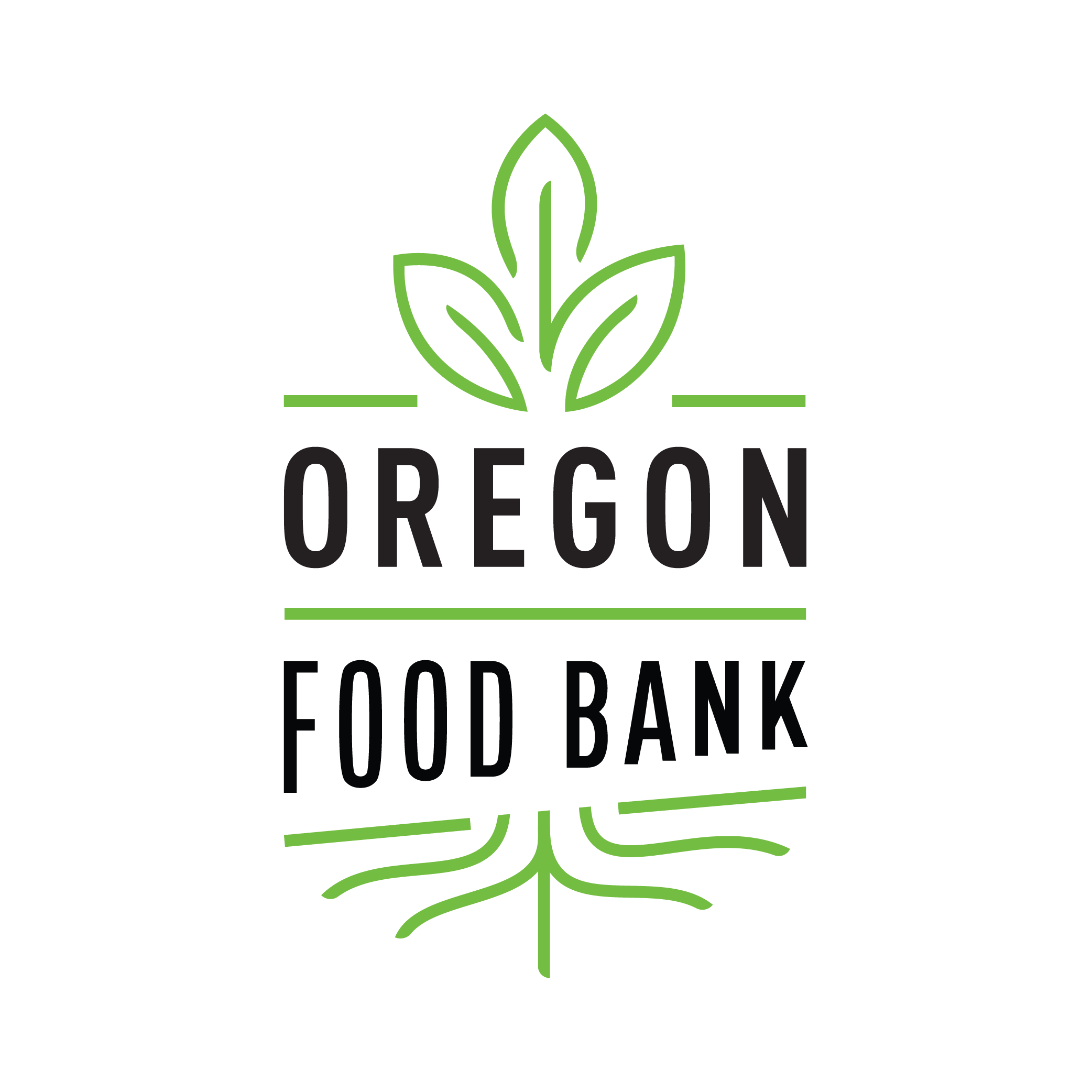 Oregon Food Bank   Eliminating hunger and it's root causes…  because no one should be hungry.   Feed the Human Spirit!