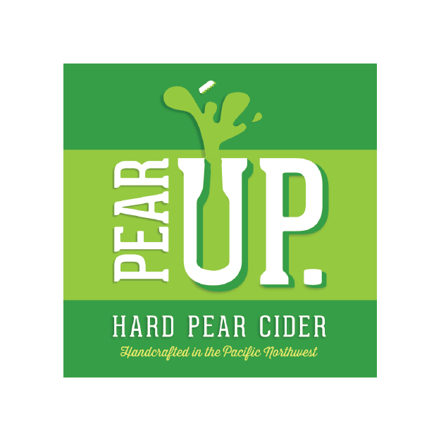 Pear Up Hard Cider   You'll find this amazing Washington-based cidery pouring two special ciders at the Full Pour station!