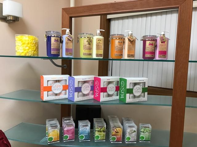 Organic Mani/Pedi Products