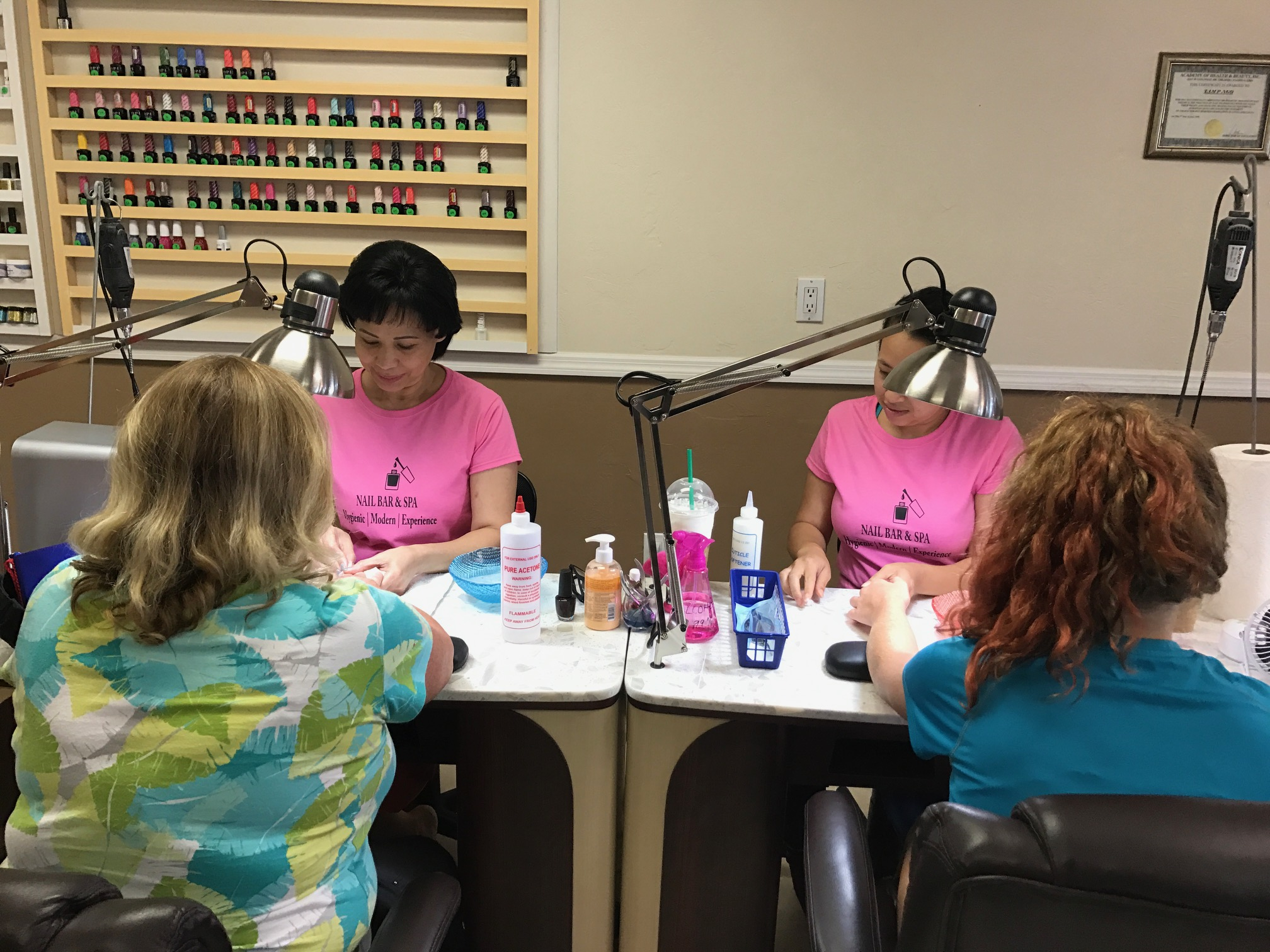Cape Coral Florida Nail Salon