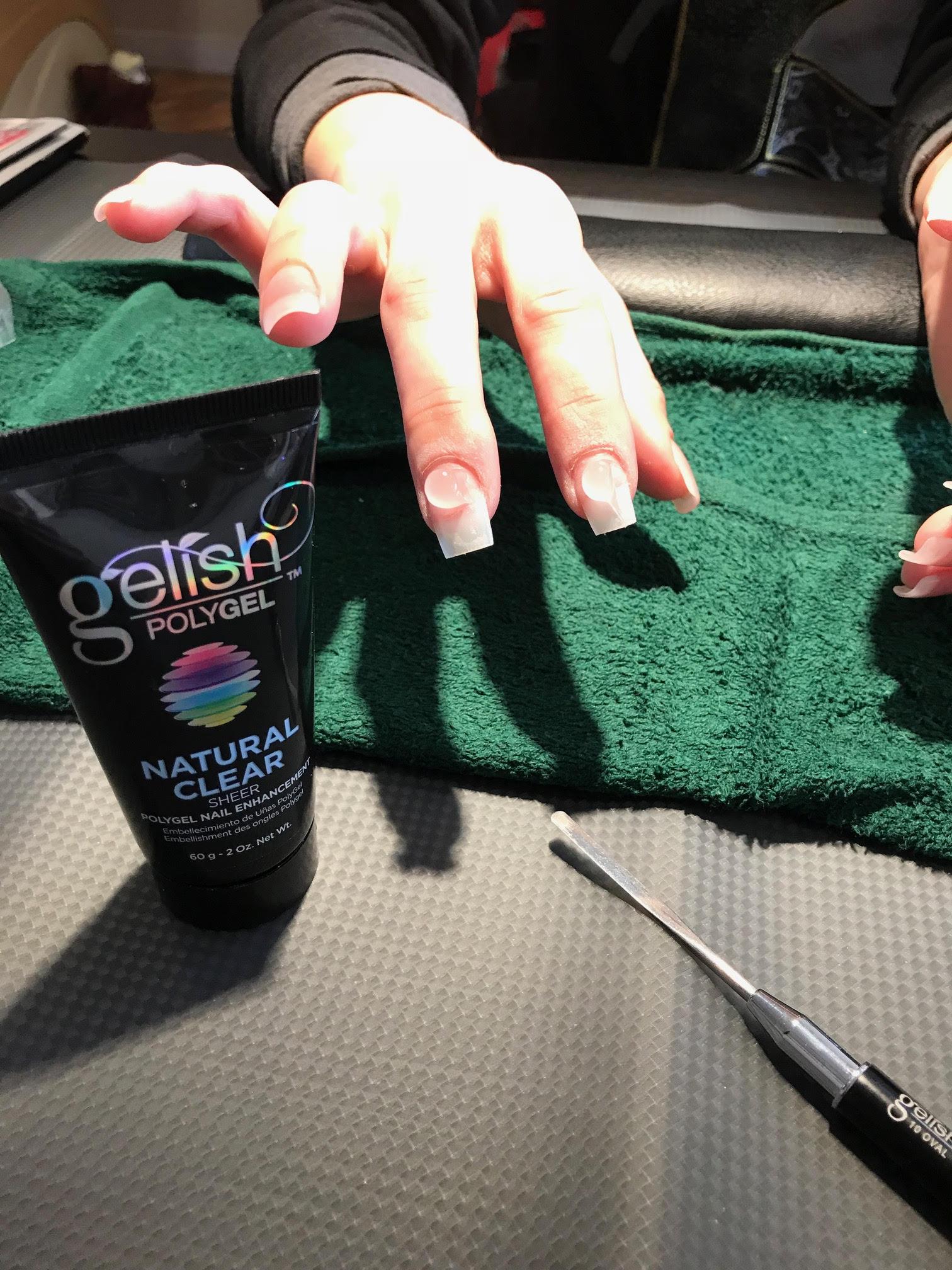 PolyGel Nail Enhancement