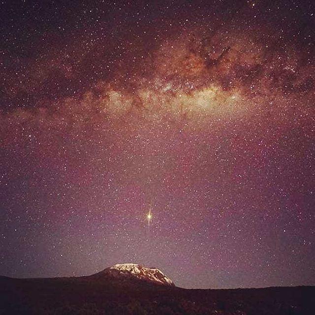 #kilimanjaro #photooftheday  goes to @naturediscoverytanzania