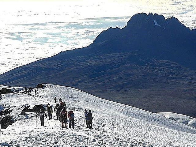 #Kilimanjaro #PhotoOfTheDay