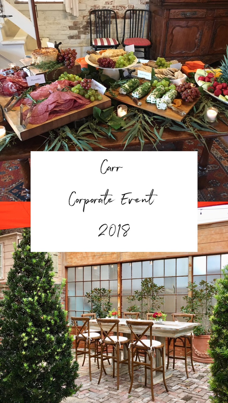 Carr Corporate Event