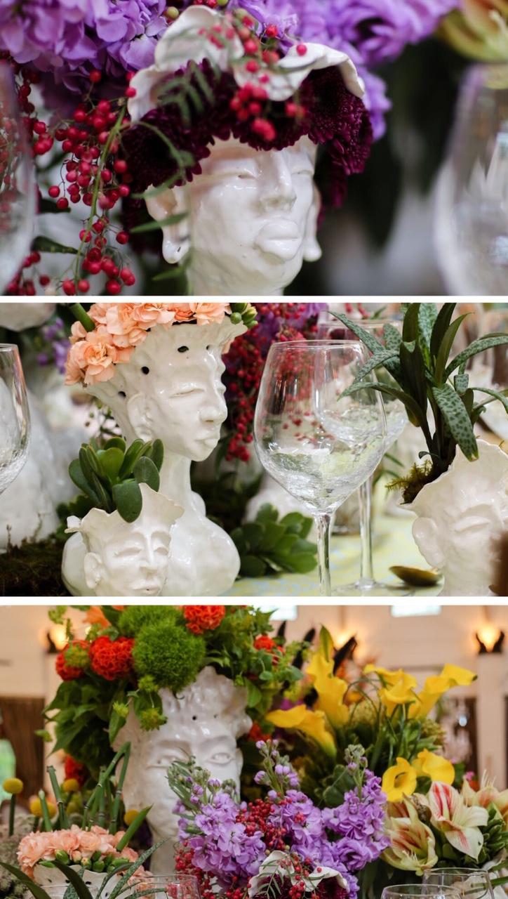 St. Charles Wine Dine Design Florals