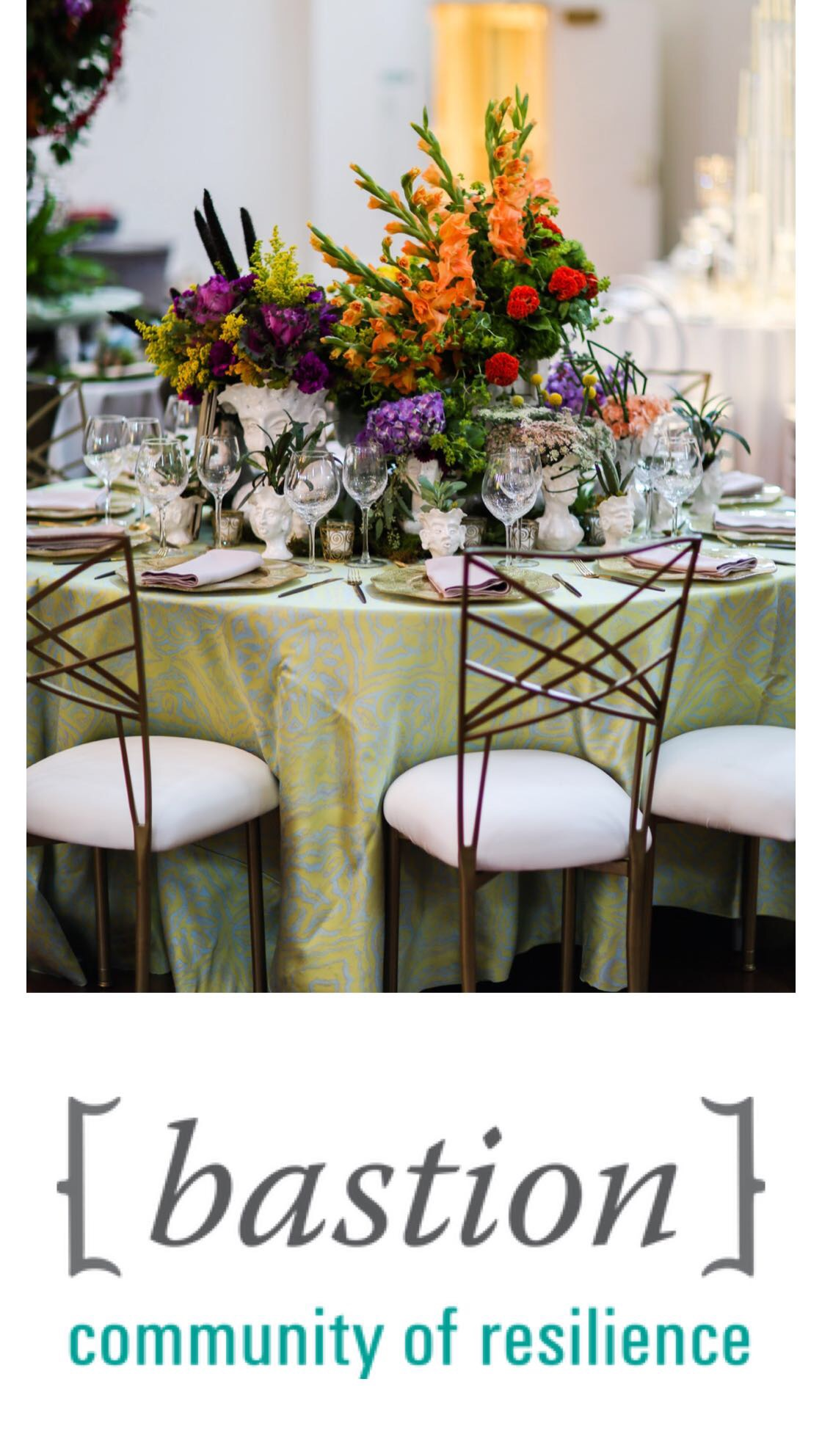 St. Charles Wine Dine Design Event