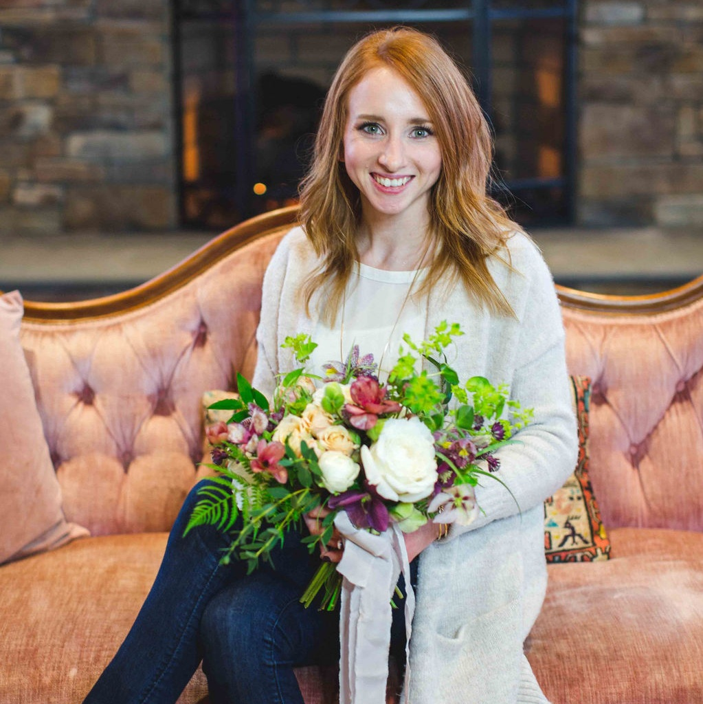 About - Getting to know the florist