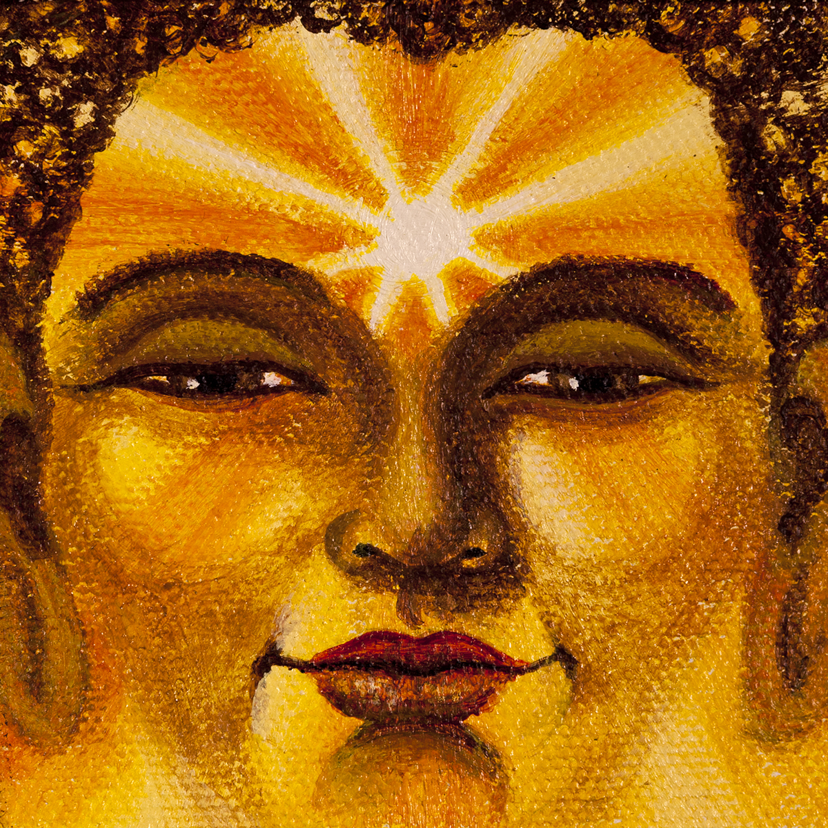 Awake One-Buddha Face 3X3.jpg