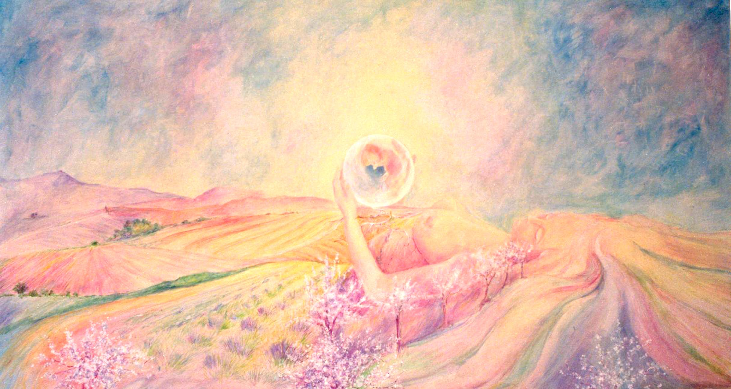 Plenitud de la Vida ©  Dora Doragil.com