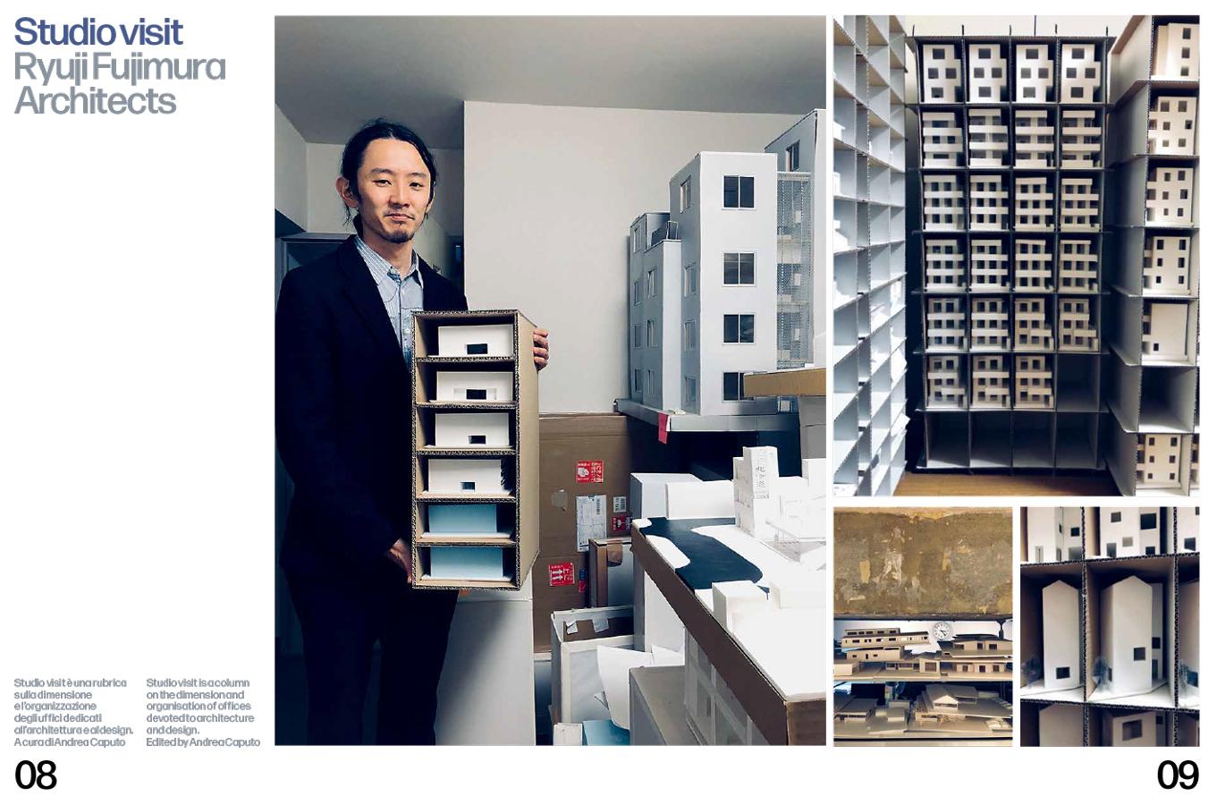 Domus Magazine redesign