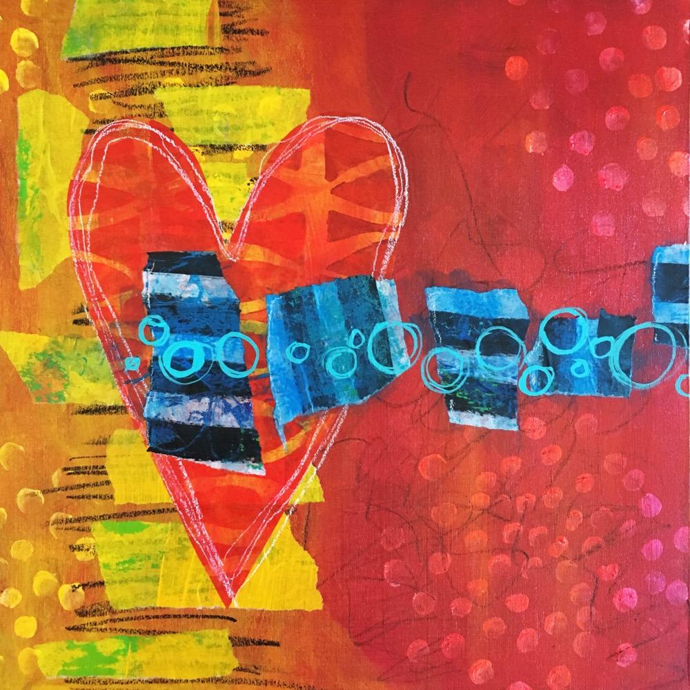 41 - Brenda Christie, college art instuctor