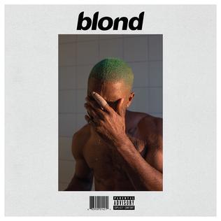 Frank Ocean // Blonde