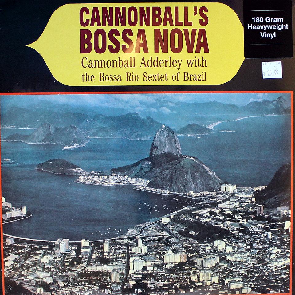 Cannonball Adderley - Bossa Rio Sextet.jpg