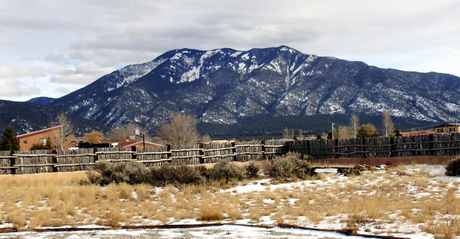 Taos Mountain