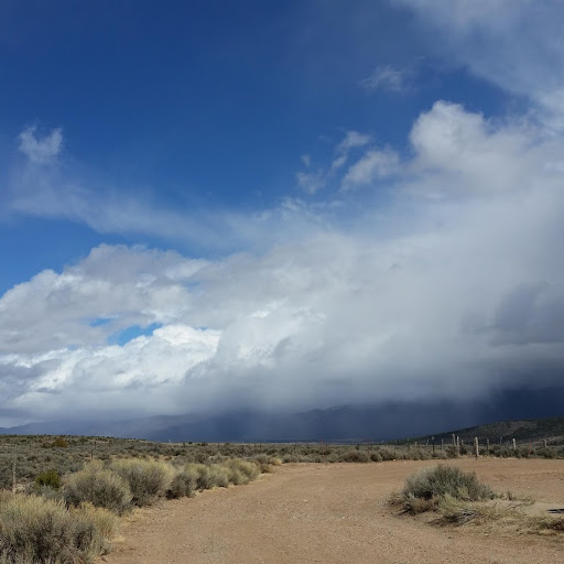 North of Taos