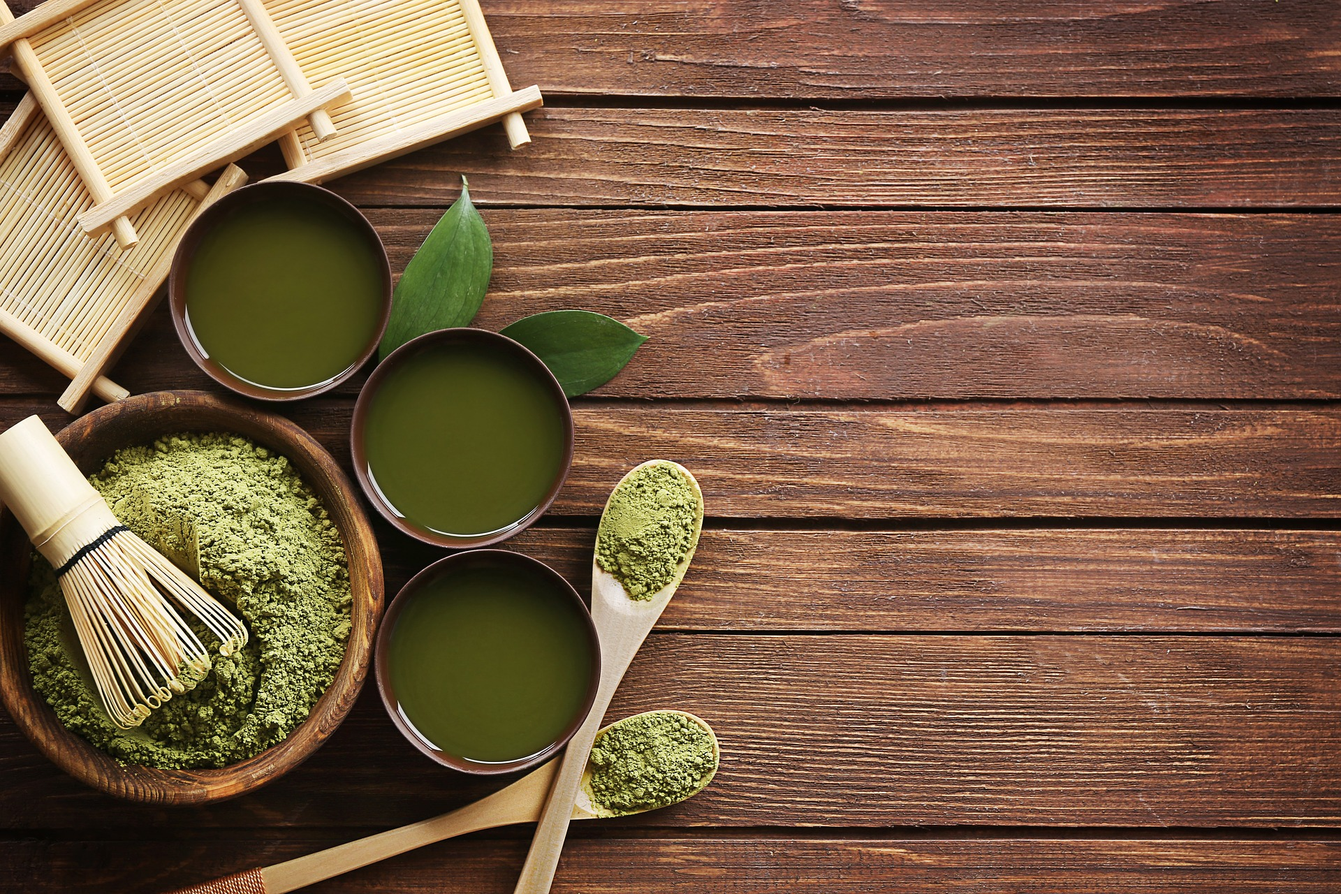 MATCHA TEA - Take your tea to the next level with this mindful boost!