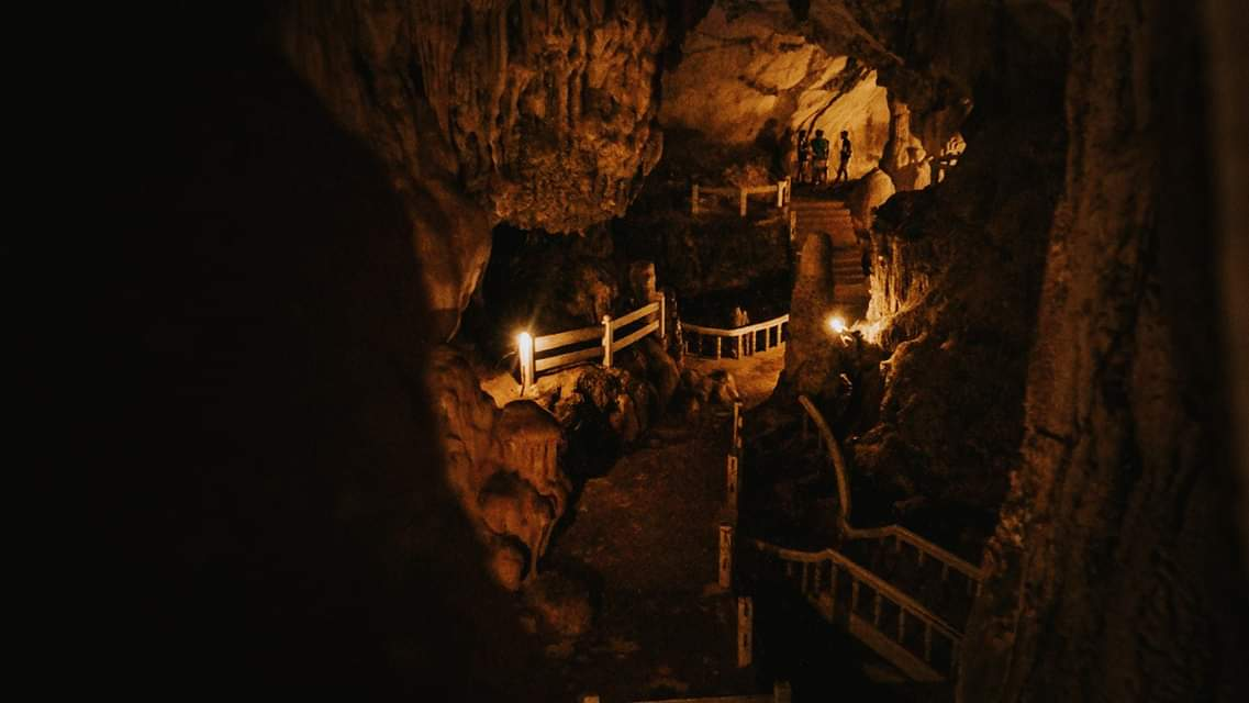 Inside the Jang Cave
