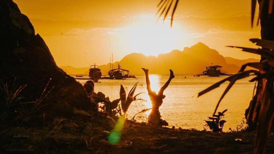 Play. El Nido, Palawan, Philippines.