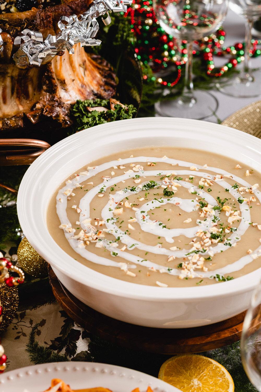 Chestnut Soup -