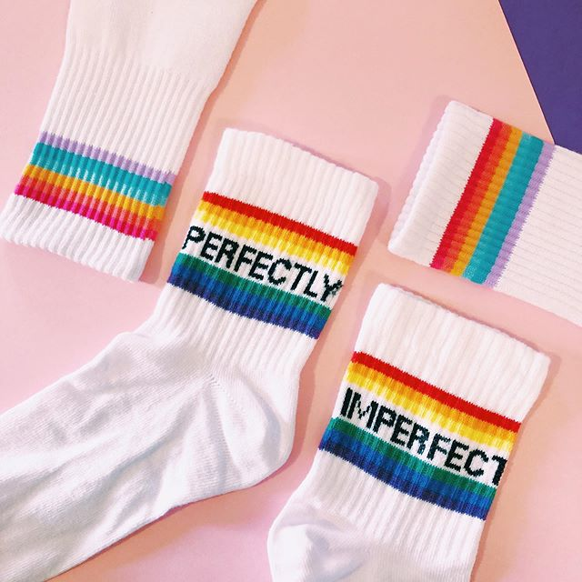 just really into my sock collection atm