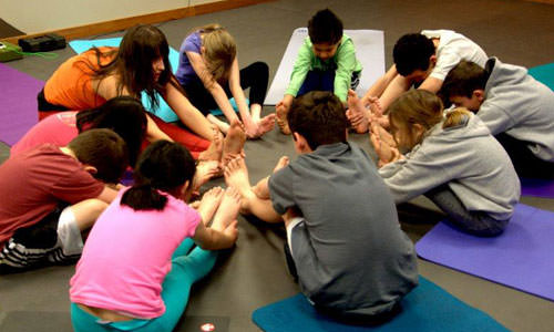 Sunshine Youth Yoga Camp - Ages: 8-12 yearsFacilitator: Laura Jo Peck