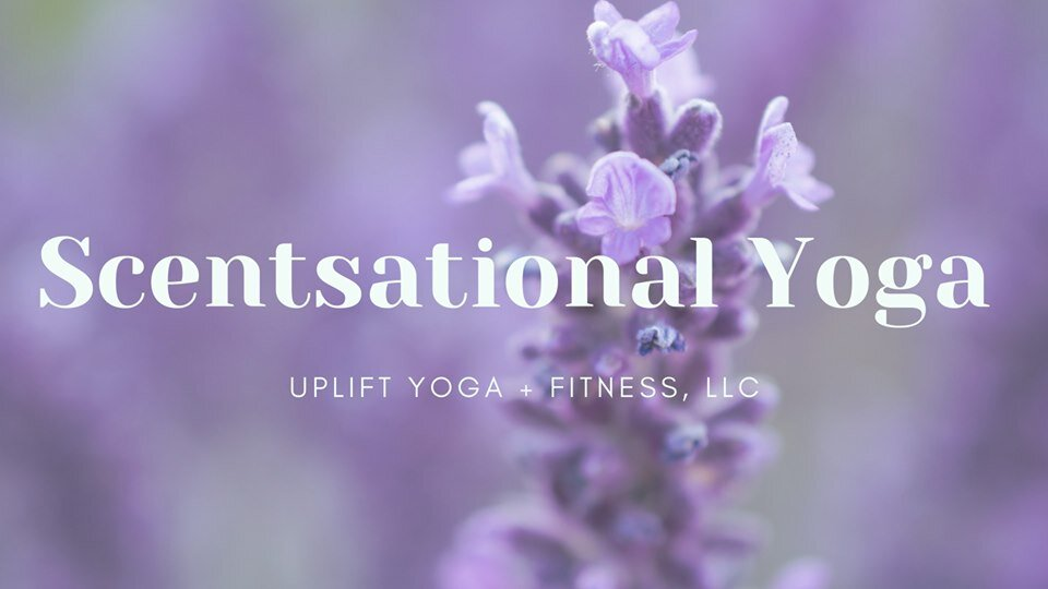 November Scentsational Yoga, with Vicky Cleary, to Focus on Gratitude - Friday, November 1, 2019 at 6:30 PM – 8:30 PMWhy incorporate Essential Oils into your Yoga practice??On their own, Yoga and Essential oils can each help relieve stress, improve sleep, reduce tension and help quiet the mind. When combined, the synergistic effect is powerful, transformative.Combining Yoga with high quality, therapeutic grade essential oils can bring your experience to a whole new level! We'll breathe, stretch & move into a higher level of awareness.Essential oils will be diffused, used topically and you can try them infused in drinking water (optional).This new class will be offered monthly and will feature a different theme each time.For November we'll focus on GRATITUDE.All experience levels welcome; bring a glass or stainless-steel water container; dress comfortably. Feel free to bring a journal if you'd like to take notes on the oil/pose pairings or even how each makes you feel.Refunds are available up to 72 hours before the event. Afterwards, tickets are not refundable but they can be transferred to other students. Feel free to contact us to see if someone on the wait list can use the ticket.$30 investment and includes yoga with essential oils and infused water Class includes a brief overview of essential oil use.