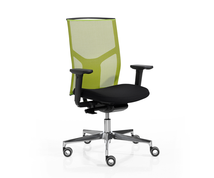 Atika 24h /  operative Chair From Valencia, spain. By Dile.  redefines the word ergonomics