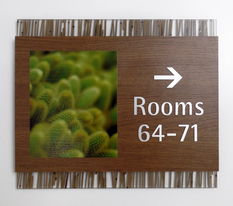 Vivid Interior Directory Sign with Photo & 3Form Backer.jpg